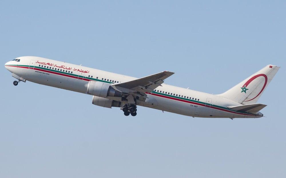 Remboursement Royal Air Maroc