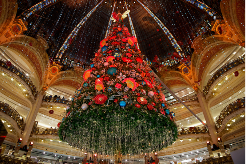 Paris à Noël