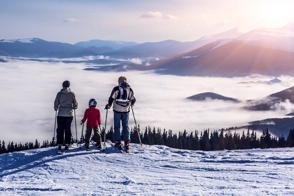 ski famille - blog opodo