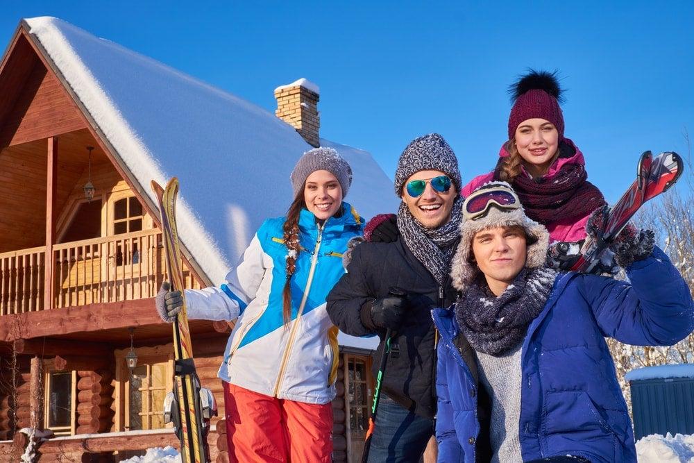 ski entre amis - blog Opodo