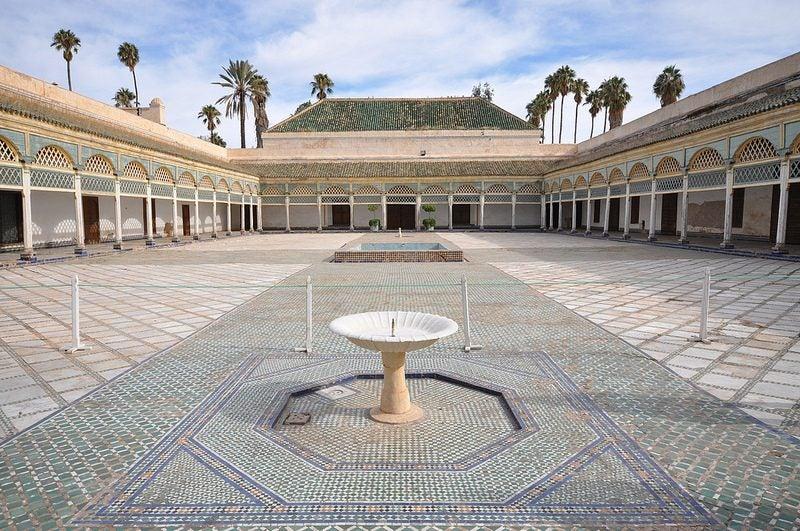 palais de la bahia - blog Opodo