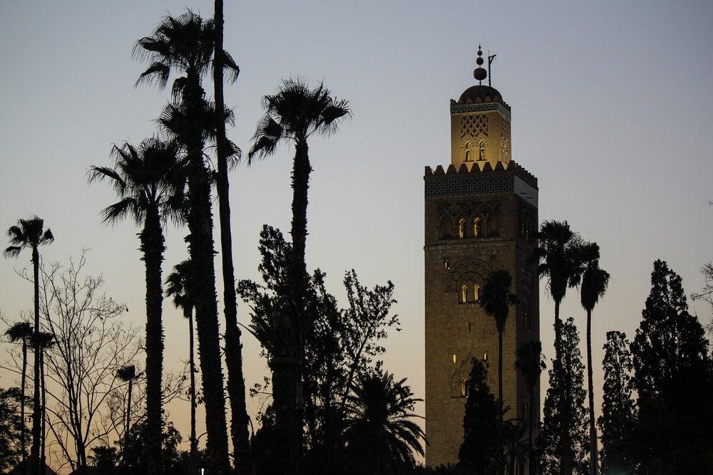 mosquée Koutoubia marrakech - blog opodo