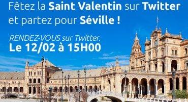 Fêtez la Saint Valentin sur Twitter