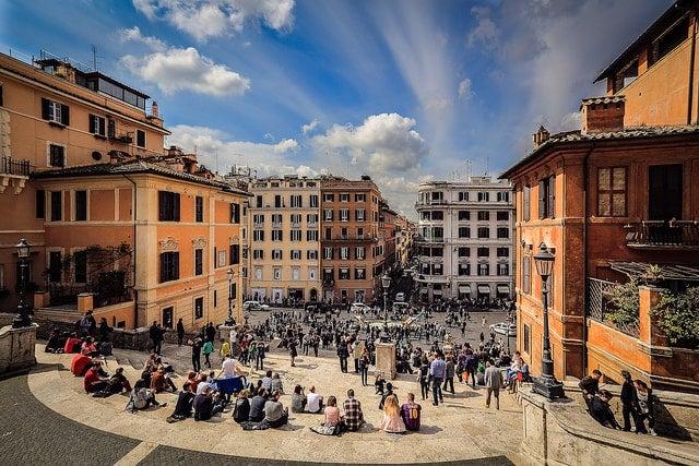 place d'espagne rome - blog opodo