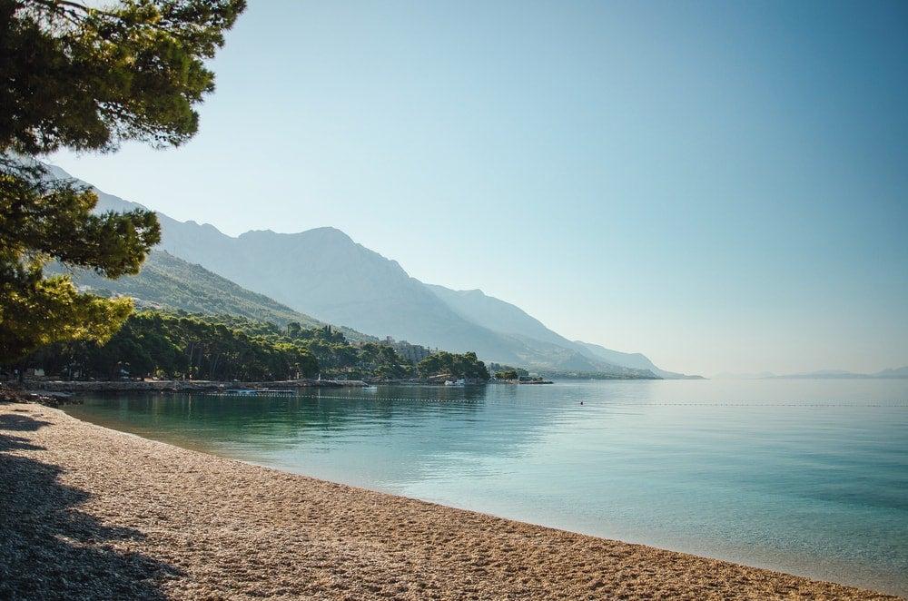 punta rata croatie - blog Opodo