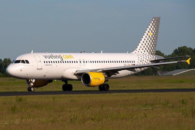 Vueling A320 EC-JTO