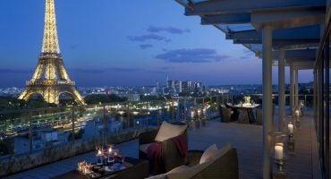 Les meilleurs rooftops de Paris