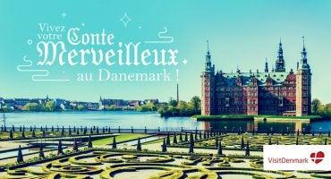 Gagnez votre voyage au Danemark avec Opodo !