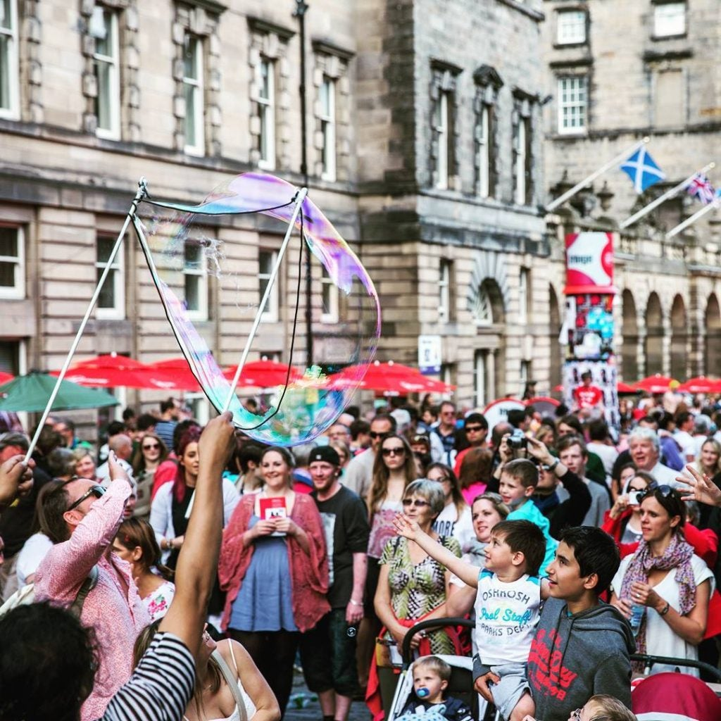 Source : Instagram @edfringe