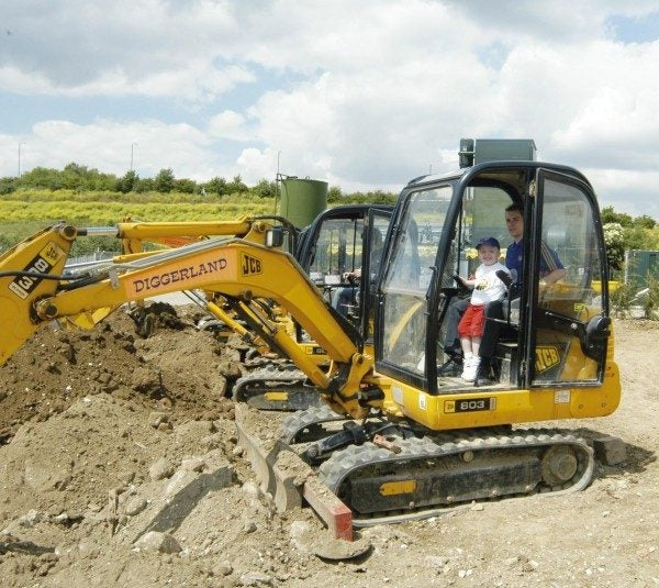 Source: Diggerland.com