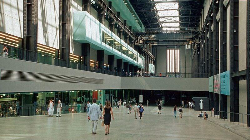 Tate Modern Londres - blog Opodo