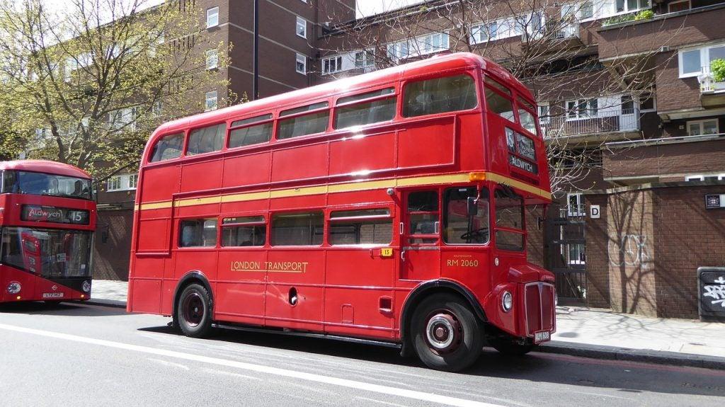 bus de Londres - blog Opodo
