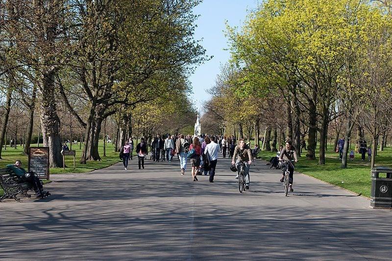 regent's park Londres - blog Opodo