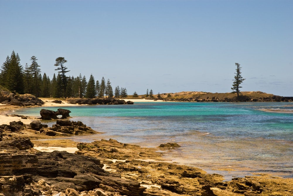 Norfolk Australie - blog Opodo