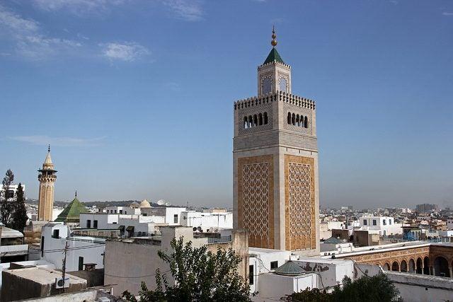 Mosquée Zitouna - blog Opodo