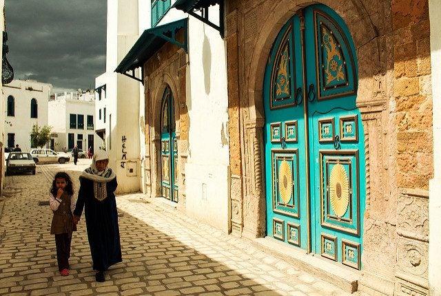 Médina Tunis - blog Opodo