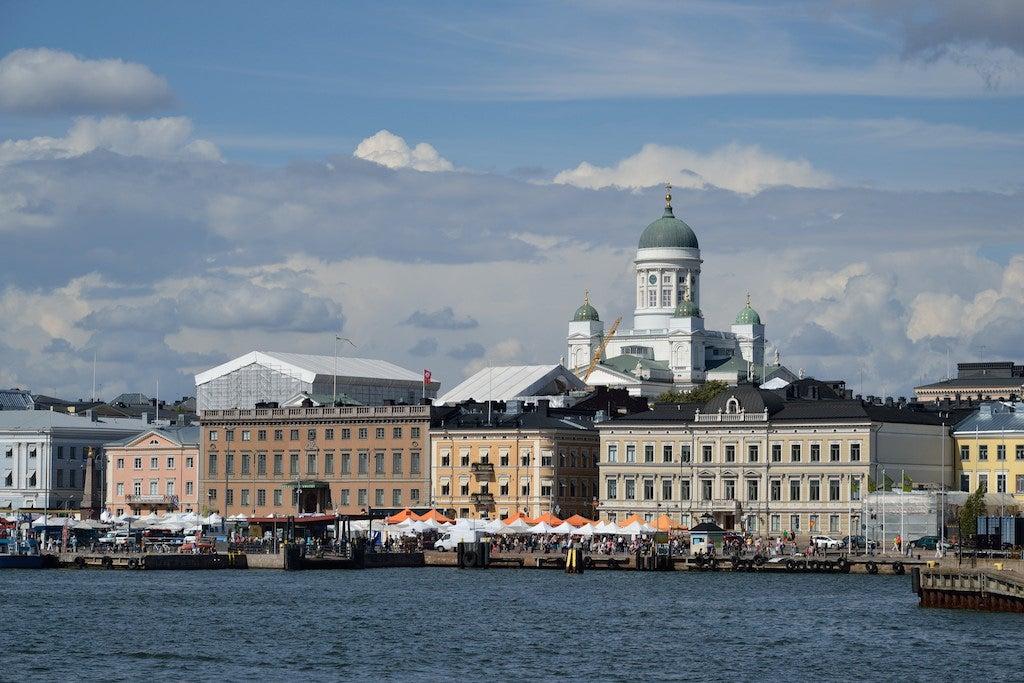 La Plus Ancienne Ville De Finlande