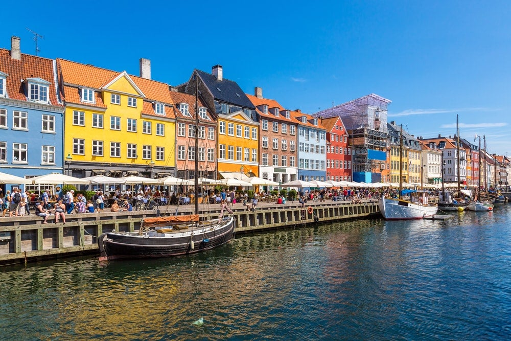 Nyhavn, Copenhague - blog Opodo