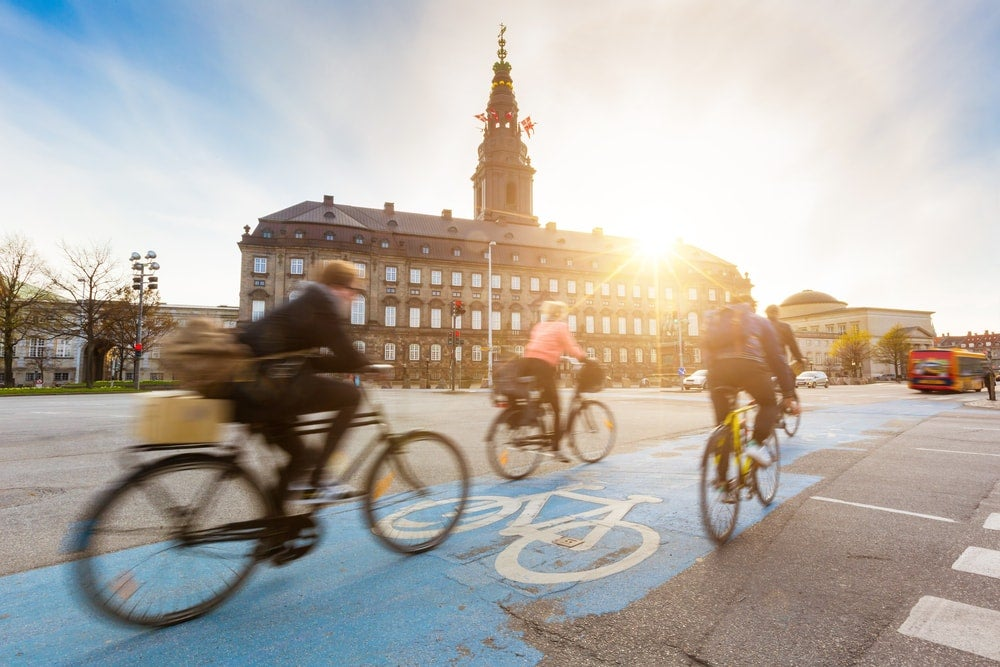 vélo copenhague - blog Opodo