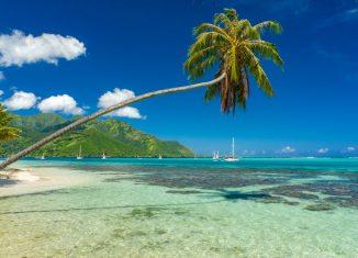 plage tahiti - blog Opodo