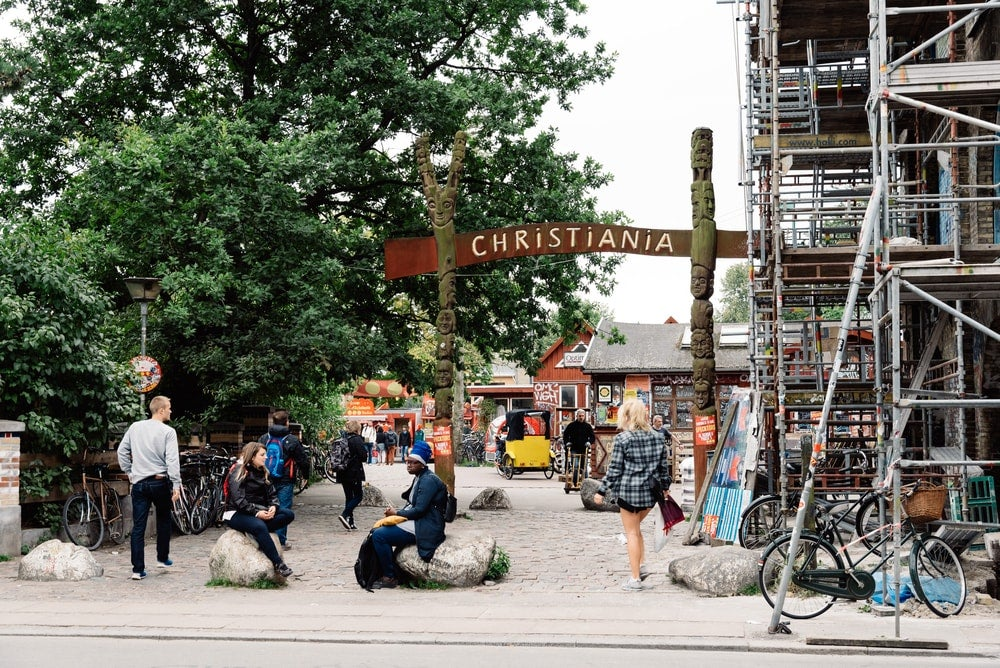 Christiania, Copenhague - blog Opodo