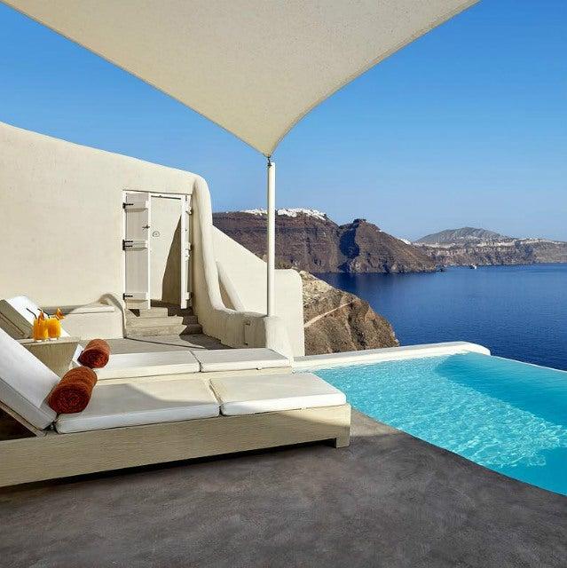 Le Mystique, Santorin — Grèce - blog Opodo