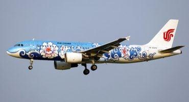 Les franchises bagages de Air China