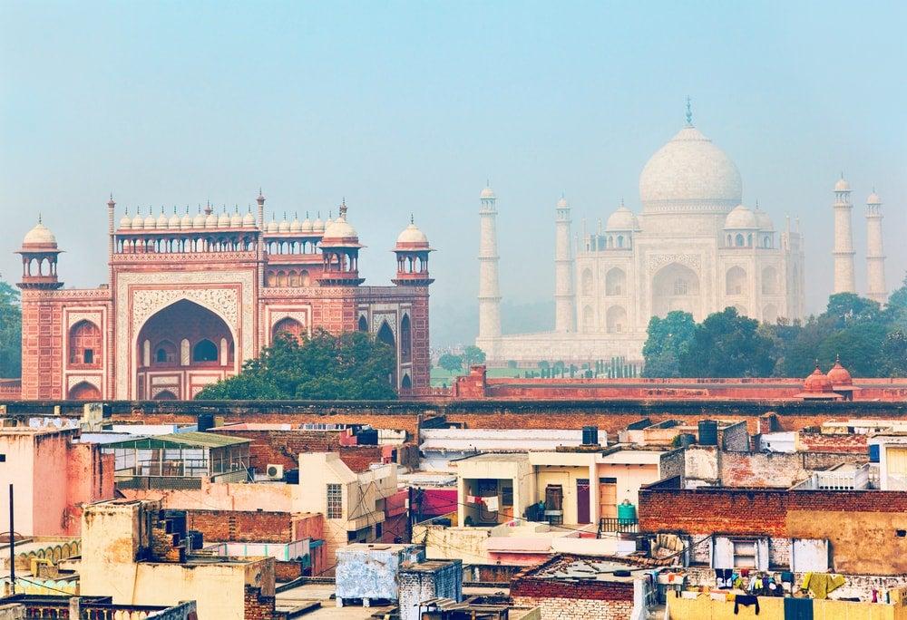 Agra, Inde - Taj Mahal - blog Opodo