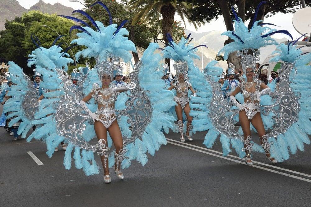 carnaval de tenerife - blog Opodo