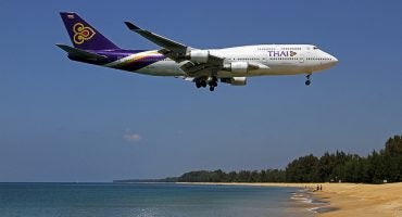 Les franchises bagages de THAI Airways