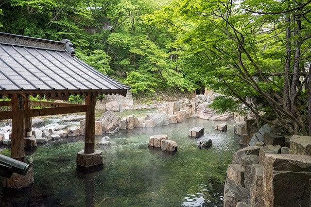 Takaragawa Onsen japon blog opodo
