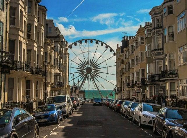ou partir en mai Brighton opodo