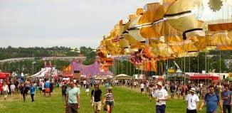 glastobury festival - blog Opodo