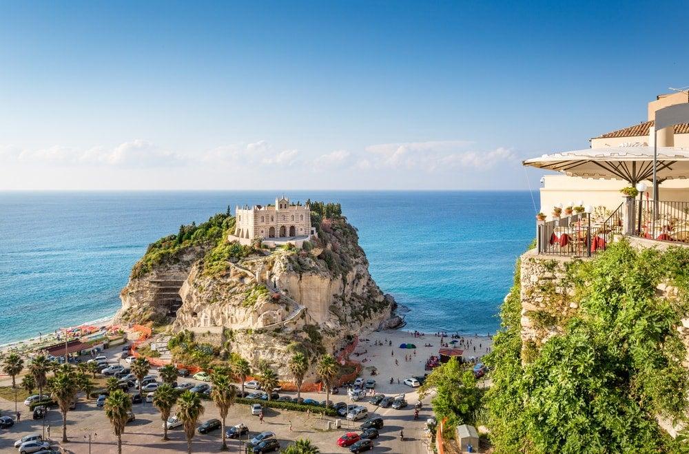 Santa Maria dell'Isole, Tropea - blog Opodo