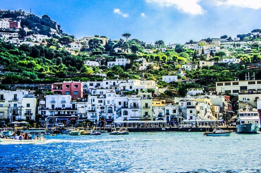 Marina de Capri - blog Opodo