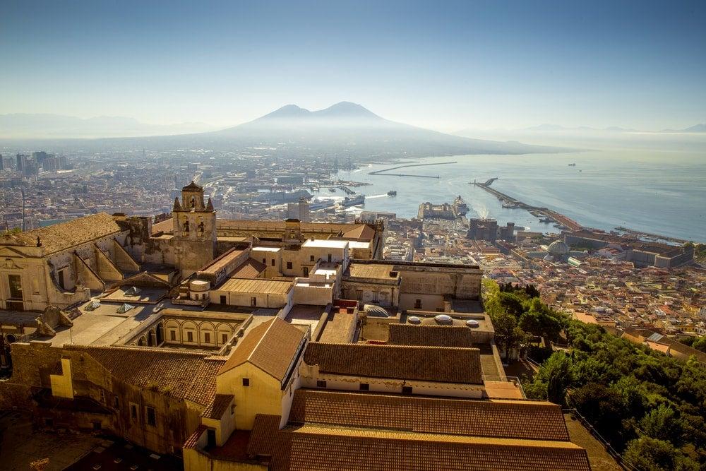 Naples Vésuve - blog Opodo