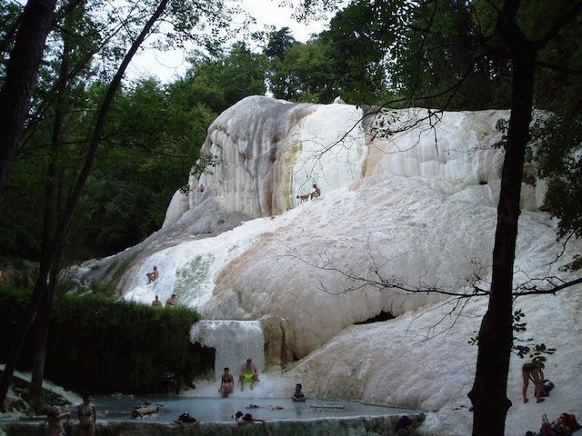 sources eau chaude naturelle fosso bianco opodo