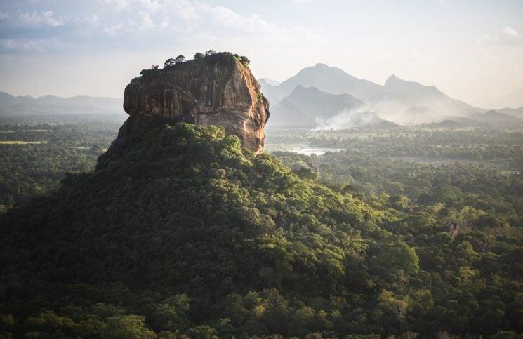 rocher du lion sri lanka - blog Opodo