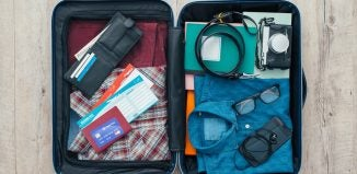 conseils bagage - blog opodo