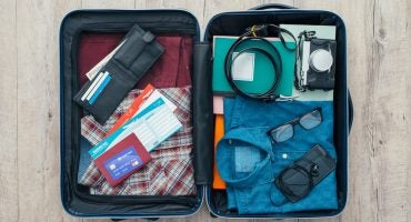 Bagages : Les 10 conseils Opodo !