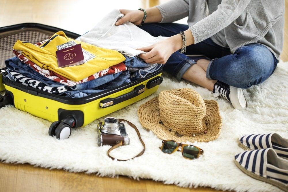 bagage preparation - blog opodo