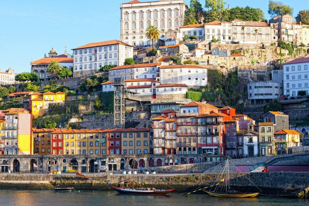 quai ribeira porto - blog Opodo