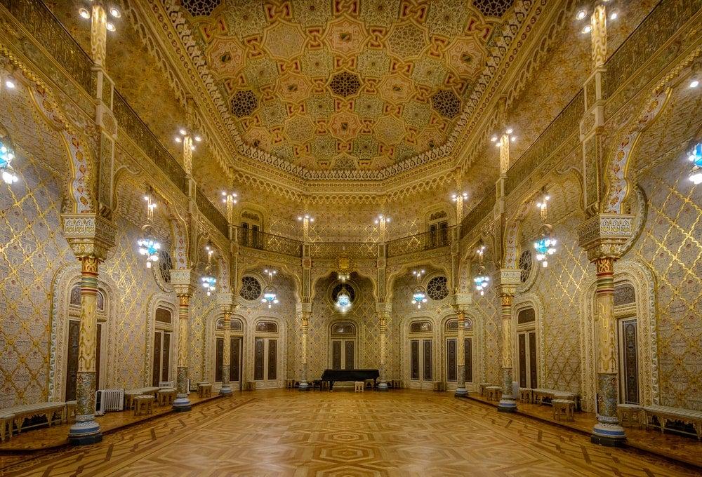 Palácio da Bolsa porto - blog Opodo
