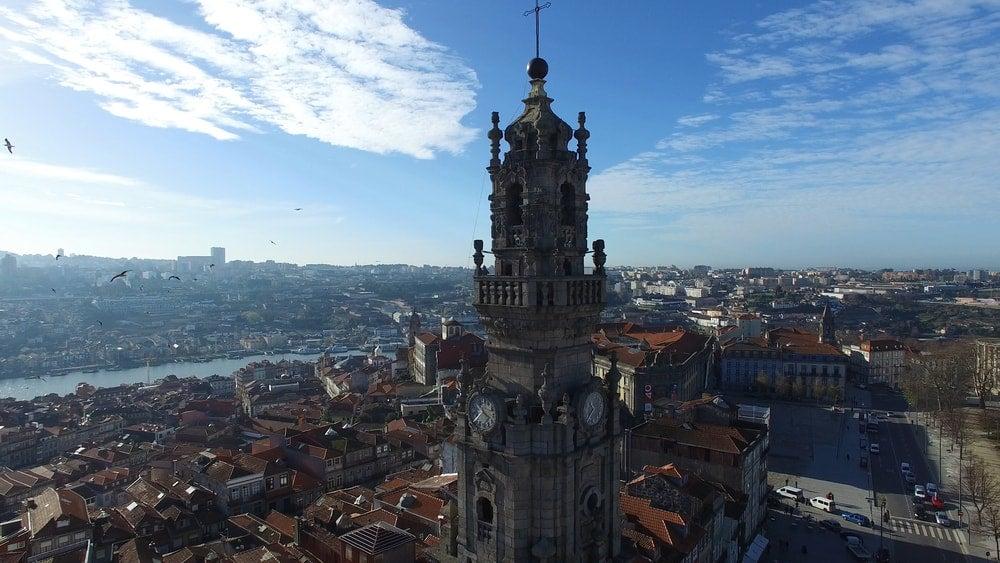 clerigos Porto - blog Opodo