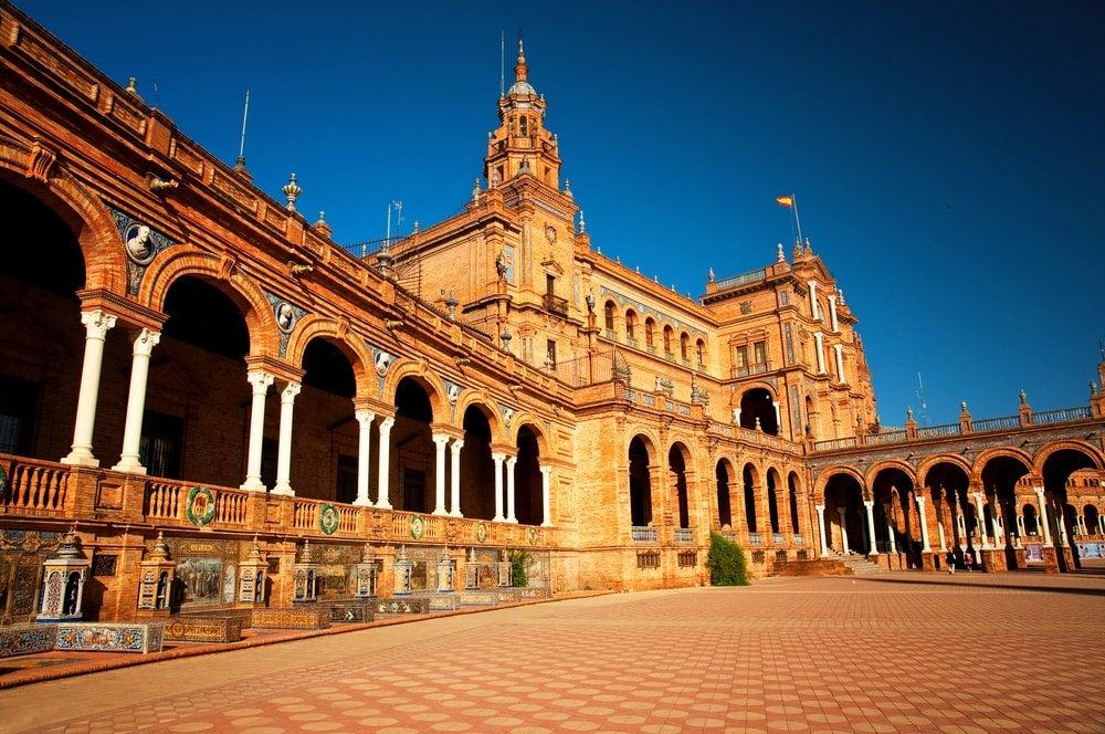 place d'espagne seville - blog Opodo