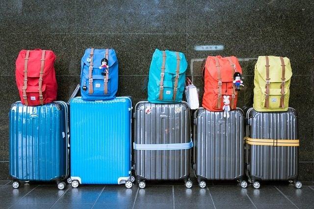 bagages à main et en soute Opodo