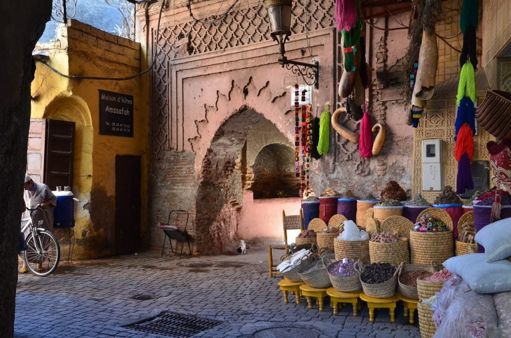 Marrakech - blog Opodo