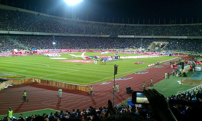 stade azadi teheran - blog opodo