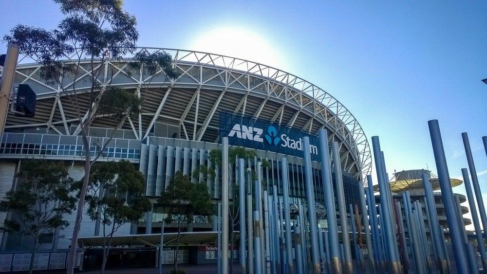 ANZ Stadium - Australie - blog opodo