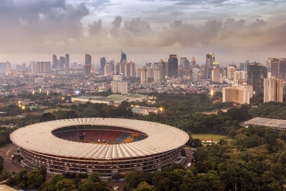 stade Gelora Bung Karno jakarta - blog opodo
